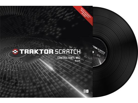 Native Instruments Timecode MKII vinyl čierna