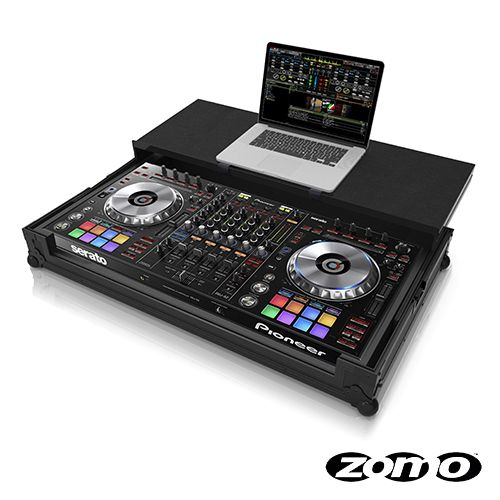 ZOMO Flightcase P-DDJ-SZ Plus NSE for Pioneer DDJ-SZ