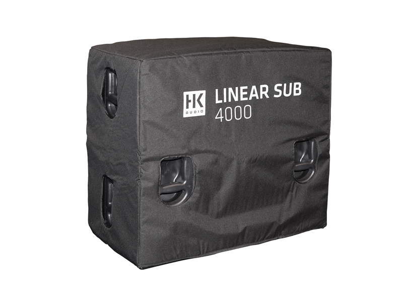HK Audio Linear Sub 1500 A cover