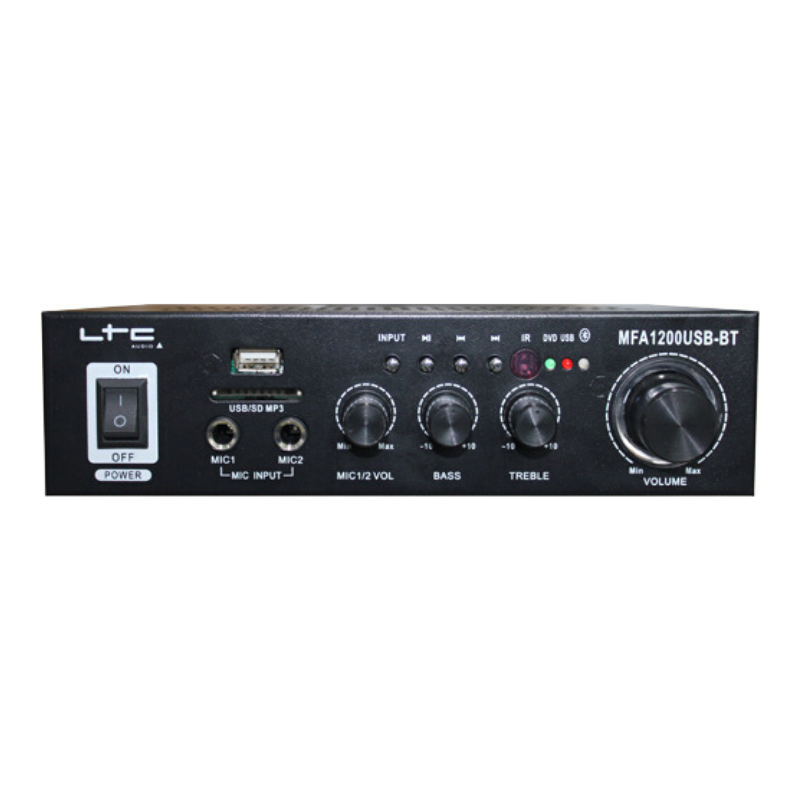 LTC Audio MFA-1200USB-BT-BL